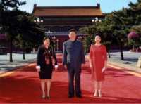 Pesan Puan Usai Hadiri Peringatan Berakhirnya PD II di Beijing