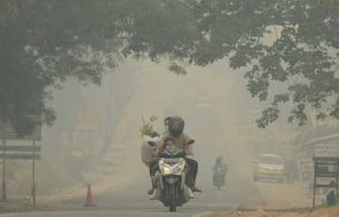 BNPB Siapkan Rp3,85 Miliar untuk Bencana Kabut Asap
