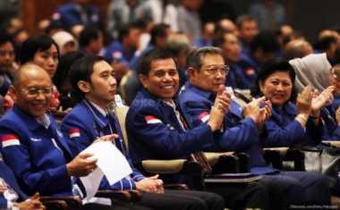 Hinca Bawa Pesan Rahasia dari SBY untuk Cawalkot Medan
