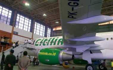Citilink Mogok Terbang di Pekanbaru