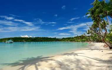 Intip Keindahan Pantai-Pantai Tersembunyi Thailand