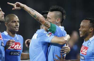 Bintang Napoli Terganggu dengan Isu Juventus