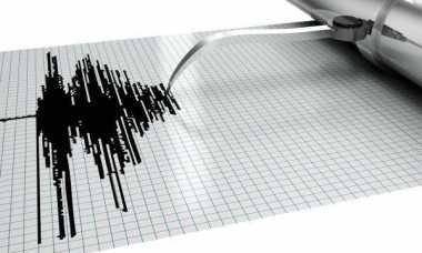 Gempa 5,6 SR Guncang Garut