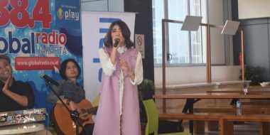 IDP Gandeng Penyanyi Amerika