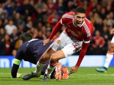 Chris Smalling, Jenderal Baru The Red Devils