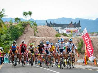 Libatkan SDM Lokal di Tour de Singkarak 2015