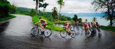 Tour de Singkarak 2015 Perbanyak Rute Tanjakan