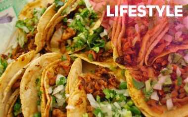 Taco Makanan Khas Meksiko Berusia 500 Tahun