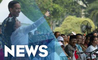 Jokowi Salut Petani Hadapi Badai El Nino