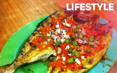 Resep Ikan Bakar Bumbu Makasar untuk Makan Siang