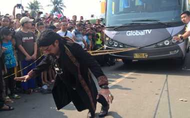 Atraksi Menarik Bus, Limbad Latihan Pernapasan