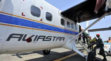 Istri Pilot Aviastar Datang ke Jakarta
