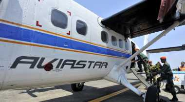 Cuaca di Sektor Utama Pencarian Aviastar Mulai Berkabut