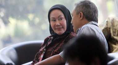 Ratu Atut Chosiyah Tak Disebut Sebagai Mantan Gubernur Banten