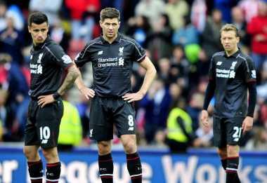 The Reds Harus Tiru Semangat Gerrard
