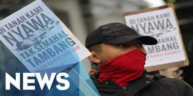 'Manisnya' Bisnis Tambang yang Merenggut Nyawa Salim Kancil