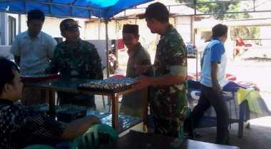 Pameran Akik Meriahkan HUT TNI di Pamekasan