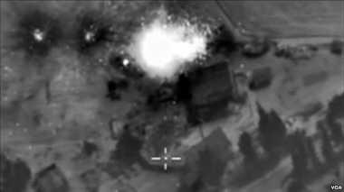 Rusia Bersikeras Lanjutkan Serangan Udara di Suriah