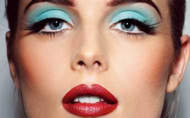 Tren Eyeshadow Warna Aqua