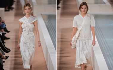 Koleksi Terakhir Alexander Wang Tutup Paris Fashion Week