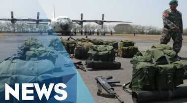 Pangdam : Alusista TNI di Papua Belum Ideal