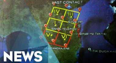 Aviastar Enggan Komentari Pesawat Potong Rute Sebelum Hilang