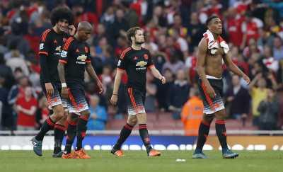"""United """"Belum Sadar"""" Ketika Dibobol Dua Gol Kilat Arsenal"""