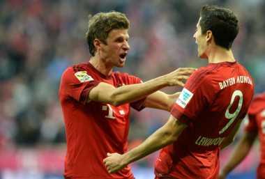 Bayern Munich Belum Juara Bundesliga