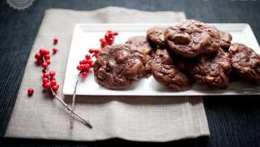Ngemil Blackforest Cookies Yuk, Ini Resepnya