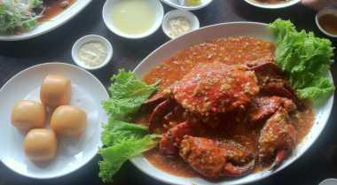 Dua Tempat Makan Kepiting Enak di Jakarta