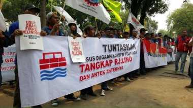 Alasan Buruh Tuntut RJ Lino Turun