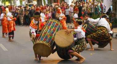 Gendang Khas Lombok