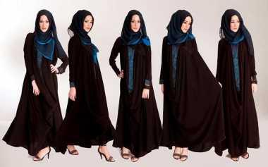 Long Dress Cantik untuk Hijabers