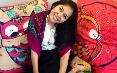 Mutia Ribowo, Sembuhkan Trauma lewat Seni