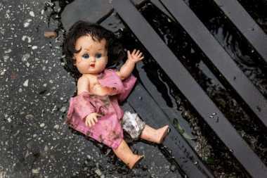 Bayi Dibuang di Bank Mandiri Berusia Lima Hari
