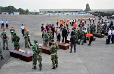 Aviastar Siapkan Upacara Penyerahan Jenazah Kru Pesawat