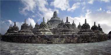 Candi Borobudur Gambaran Kemegahan Indonesia