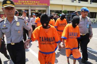 37 Tersangka Kasus Aktivis Ditetapkan, Dua di Bawah Umur