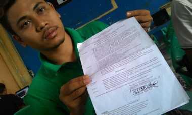 10 Temannya Diskors, Mahasiswa Unsyiah Kecam Rektor