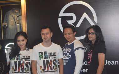 Bisnis Fesyen, Raffi Ahmad Gandeng Desainer Internasional
