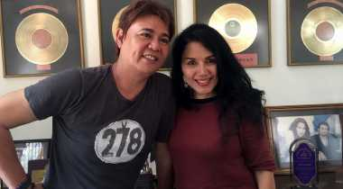 Aggrie Muarra Kell Bangga Didukung Rita Sugiarto