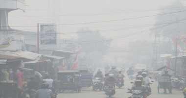 Dilanda Kabut Asap, 3.000 Warga Padangsidimpuan Terjangkit Ispa