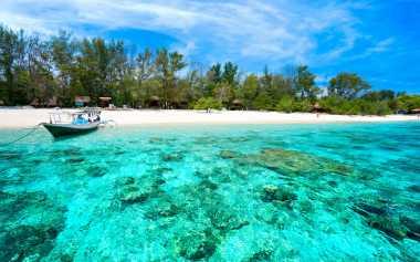 Gili Trawangan Lombok Semakin Dilirik Bule
