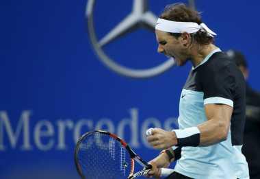 Nadal Melaju ke Perempatfinal China Open 2015