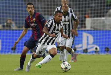 Tevez Berpeluang Kembali ke Juventus