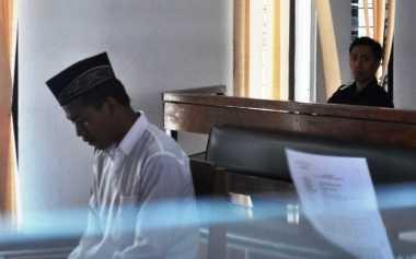 Pembunuh Pedagang Angkringan Cantik Diancam 20 Tahun Penjara