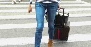 Tips Memilih Skinny Jeans