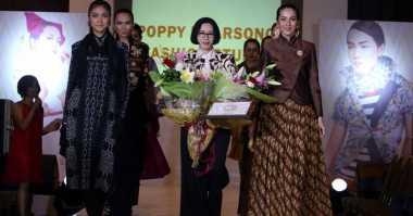 Poppy Dharsono: Bali Pusat Industri Fesyen Terbesar