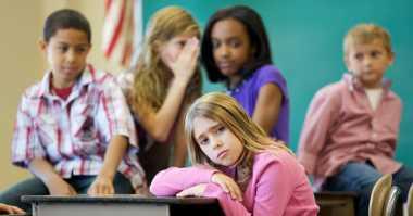 Anak Terhindar Korban Bullying, Lakukan Ini!