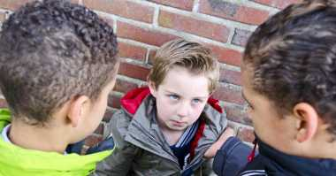Agar Anak Aman dari Bullying